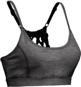 Hot From Hollywood Women's Active Support Racerback Sports Bra