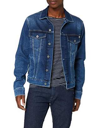 Pepe Jeans Men's Pinner Pm400908 Jacket,XX-Large