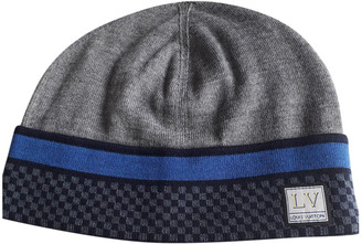 Louis Vuitton Grey Wool Hats & pull on hats