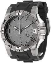 Invicta 1414 Men's Reserve Chronograph Dial Grey Polyurethane Watch