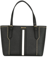 Bally stud detail tote bag - women - Leather - One Size