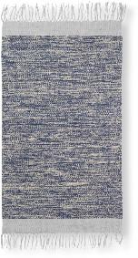 Native Lifestyle - Melange Small Rug or Bath/Shower Matt 60x100cm - Blue