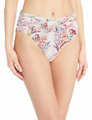 Vicious Young Babes   Vyb Vicious Young Babes - VYB Junior's High Wait Bow Tie Swimsuit Bikini Bottom