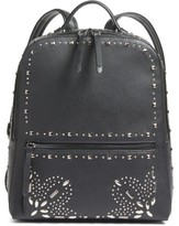 Chelsea28 Brooke Embellished Faux Leather Backpack - Black