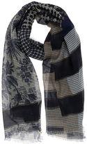 Pierre Louis Mascia Pierre-Louis Mascia mixed-print scarf