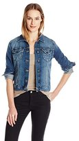 Joe's Jeans Women's Crop Jean Denim Jacket