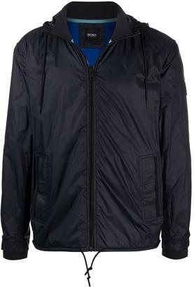 HUGO BOSS Zip-Up Sports Jacket