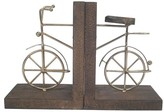 Threshold Book End - Bicycle