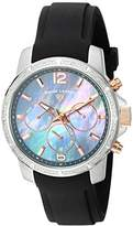 Swiss Legend Women's 'Legasea' Quartz Stainless Steel and Silicone Casual Watch