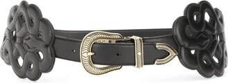 Just Cavalli Western buckle belt
