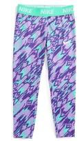 Nike Girl's 'Sport Essentials' Dri-Fit Capri Leggings