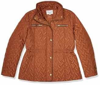 Cole Haan Women's Short Quilted Jacket