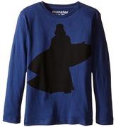 Munster Vader Long Sleeve T-Shirt (Toddler/Little Kids/Big Kids)