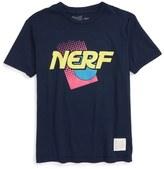 Original Retro Brand 'NERF ® ' Graphic T-Shirt (Big Boys)