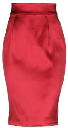 La Perla Knee length skirt