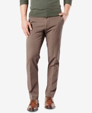Dockers Workday Smart 360 Flex Straight Fit Khaki Stretch Pants