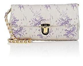 35aece3055bb Prada WOMEN'S BROCADE SHOULDER BAG - PURPLE