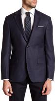 Ike Behar Notch Collar Sport Coat