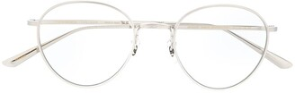 Oliver Peoples x The Row round frame glasses