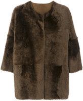 Yves Salomon Four Merinos coat