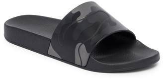 Valentino Camouflage Sandals