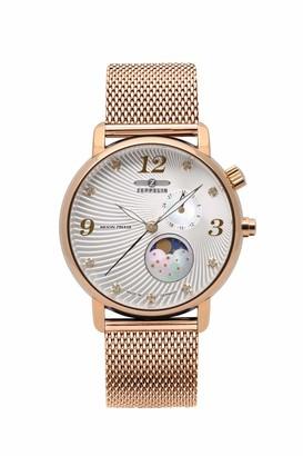Zeppelin Women's Analogue Quartz Watch 7639M-4