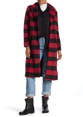 Urban Republic Tweed Long Blazer