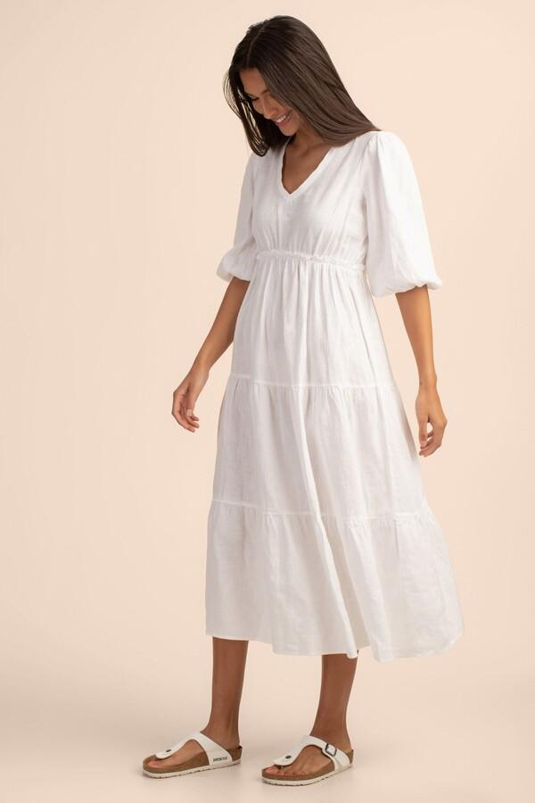 Thumbnail for your product : Trina Turk Calm Midi Dress