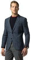 Tommy Hilfiger Tailored Collection Slim Fit Linen Blazer