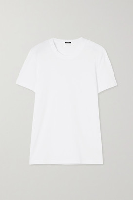Joseph Cotton-jersey T-shirt - White