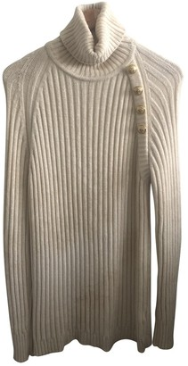 Balmain Ecru Knitwear for Women
