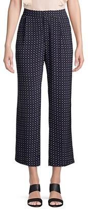 Joie Dicra Crop Polka Dot Pants