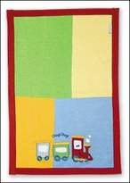 Stephen Joseph Train Burp Cloth by