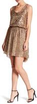 Dress the Population Maryann Sleeveless Sequin Dress