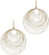 Rosantica Wire Circle Earrings