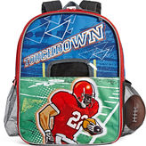 LICENSED PROPERTIES Football with Fold-Out Field Goal Backpack