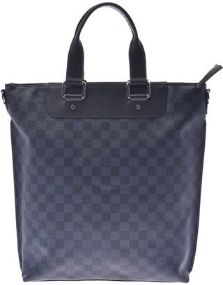Louis Vuitton Damier Cobalt Canvas Cabas Sac Jour Bag