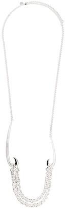 Shaun Leane silver multi Hook necklace