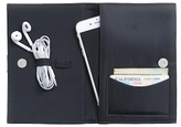 Bey-Berk Travel Phone Case & Accessories Pouch