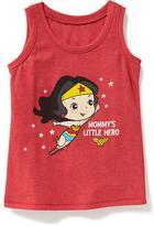 Old Navy DC Comics Wonder Woman Tank for Toddler