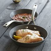 "Sur La Table Dishwasher-Safe Hard Anodized Nonstick Skillets, 81⁄2""& 10"""