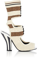 Fendi Women's Rockoko Pointelle Sandals