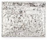 Maison Margiela Wrinkled-Effect Leather Card Case