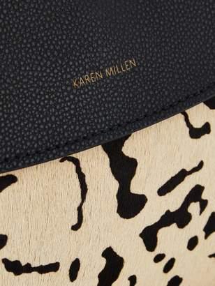 Karen Millen Regent Shoulder Bag - Leopard