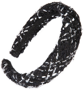 L. Erickson Padded Tweed Headband
