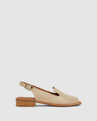 Easy Steps - Women's Nude Heeled Sandals - Delaney - Size One Size, 37 at The Iconic