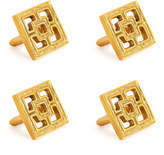 Jonathan Adler Nixon Napkin Rings, Set of 4