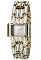 Dolce & Gabbana Aristocratic Gold-tone Stainless Steel Dial Women's Watch #DW0473