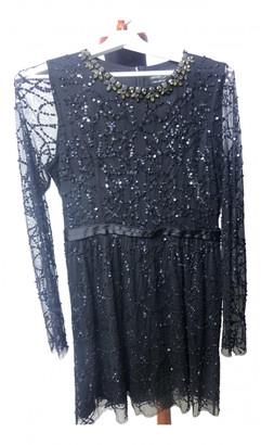 Needle & Thread Black Lace Dresses