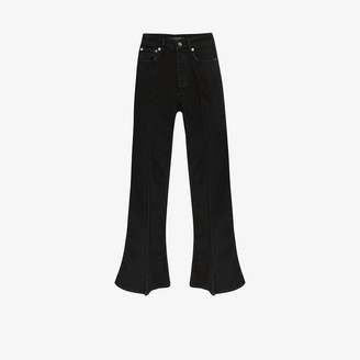 Y/Project Trumpet high waist jeans